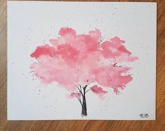"Tree 8 ""× 10"""