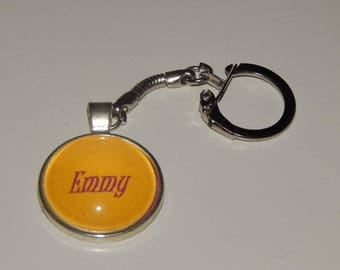 Name or personalized photo keychain