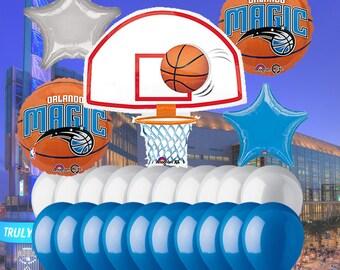 Orlando Magic 25 Piece Balloon Set
