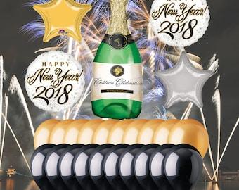 New Years Even Balloon Kit