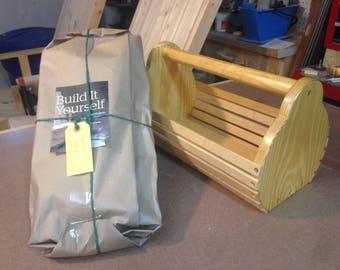 Harvest Basket Kit You Build Yourself