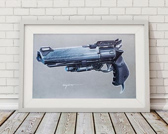 The Hawkmoon Inspired Print