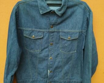 Vintage 70s/80s roebucks jacket jeans