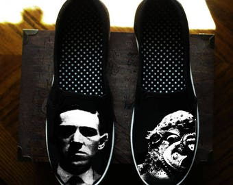 H.P. Lovecraft Cthulhu Shoes