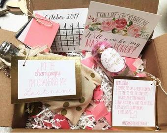 Cue the confetti popper, Confetti Poppers, Wedding confetti, Bridesmaid boxes, Confetti Popper, Will you be my bridesmaid