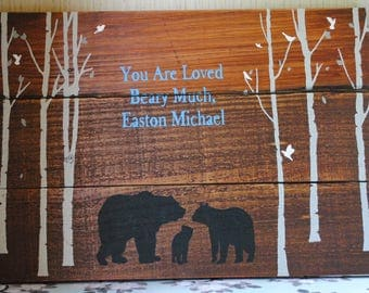 You Are Loved Beary Much