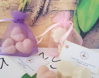 Vanilla/ Rose - Orange Shea lotion bars