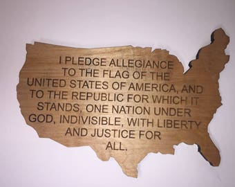 United States Pledge of Allegiance