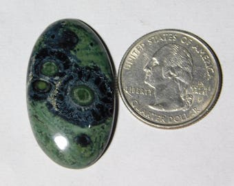 Awesome Kambaba jasper gemstone Cabochons Very Gorgeous looking Excellent Quality Natural handmade jasper Top quality 40.70cts (36x21x6)mm