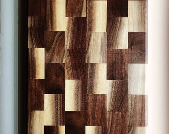 Variegated Cutting Board