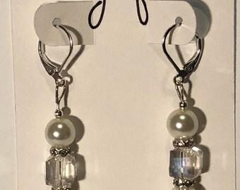 I Do Bridal Earrings