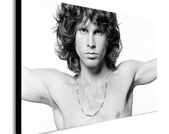 Jim Morrison - The Doors Canvas Wall Art Print - Various Sizes