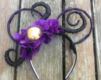 Ursula Inspired Headband