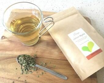 Organic Lemon Myrtle Tea - 50g