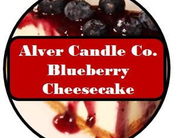 Handcrafted Soy Wax Melts (Blueberry Cheesecake) Alver Candle Company