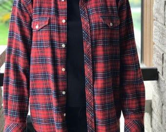Vintage Flannel — M