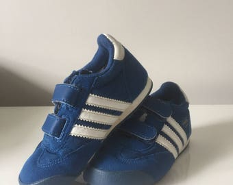 Royal Blue Adidas Trainers