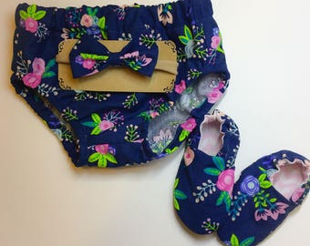 Baby Girl Outfit/ Gift Set