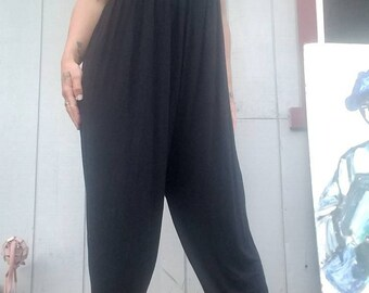harem pants jumpsuit
