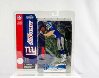 McFarlane's Sportspicks Series 7 Jeremy Shockey Action Figure New York Giants