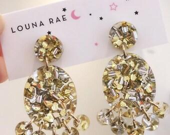 Tori Dangle Earrings