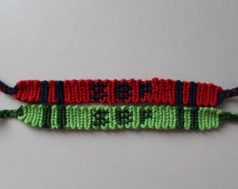 South Park Inspired Friendship Bracelet Super Best Friends Cosplay