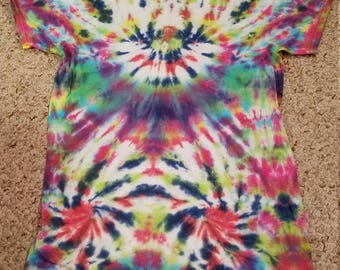 Premade Medium Unisex Tie Dye Shirt