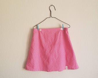 Felicitous Floral Skirt - Cotton - Children's Size 10