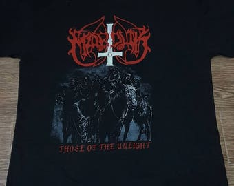 Vintage Marduk Those Of The Unlight Osmose 93