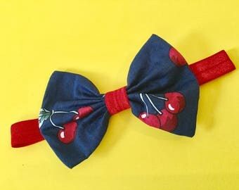 CHERRY AMOUR Headband for babies and girls
