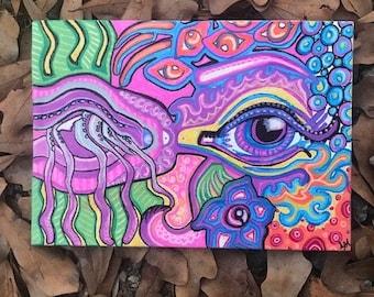 Eyeball Painting