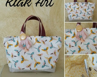 Lolly bag small birds