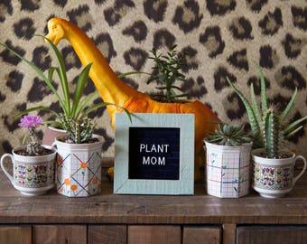 Plant Mom Frame