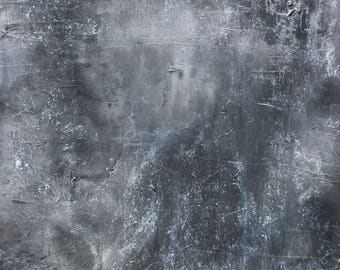 Sheer Pain, celestial painting, modern art, ethereal art, spray painting, textured wall art, experimental art, chaos painting, 22x28