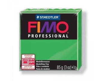 85 g Professional well green 8004.5 - Fimo polymer clay