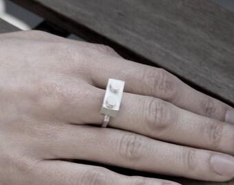 KLIMKA Silver Ring