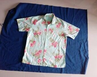 Tropical men shirt