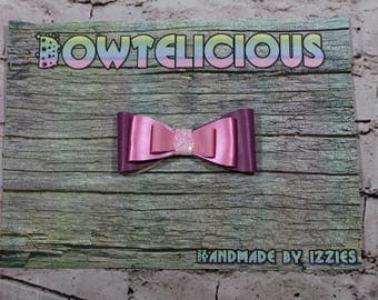Bow Hair Clip Handmade By IZZIES
