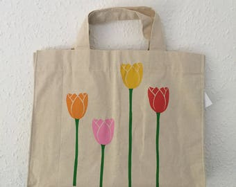 Eco-friendly Cotton Shopper Bag