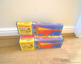 Matchbox Superfast TA 7 Dare Devil switch Boxed New Old Shop Stock.
