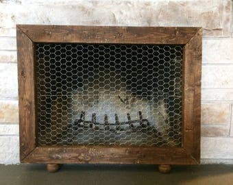 wooden fireplace screens. Custom Fireplace Screen Frame  Etsy