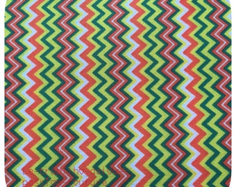 Lining fabric coupon printed graphic polyester 150 X 100