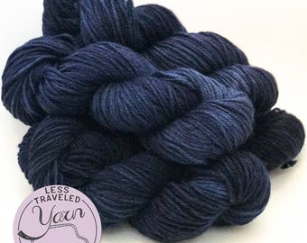 Less Traveled Yarn - Oxford - Hand Dyed