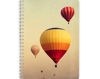 Note Pad A5 - BALLOON