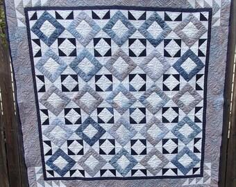 Anchor Diamond Quilt