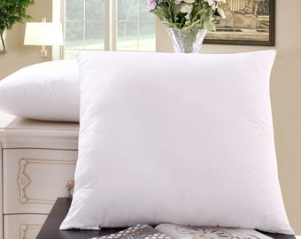 Pillow insert Size: 12X18 14X20 16X16 18X18 20X20 22X22