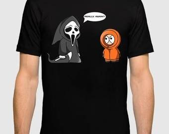 South Park Kenny Men's Women's T-shirt