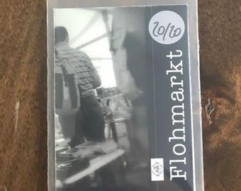"Zine ""IPhonetextography"" Volume 1 by D18Foto Flea Market"