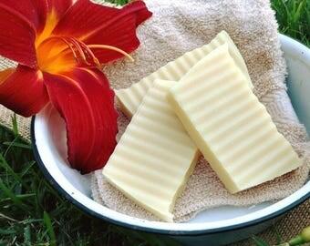 Lemon Verbena Goat's Milk Soap