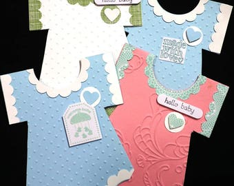Baby Grow Cards